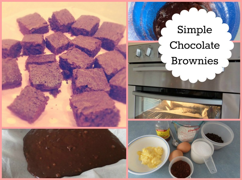 Choc brownies cover