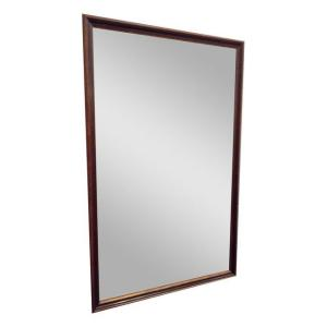 Large Distressed Vintage Mirror